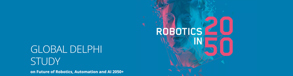 Robotics in 2050 Banner
