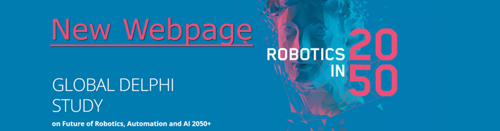 Robotics in 2050 Website